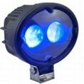 LED SPOTLIGHT (blue)-0009740804