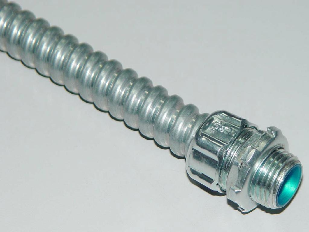 UL金屬軟管 鍍鋅金屬軟管 內6外8 5