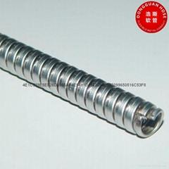 镀锌电线保护金属软管内6.5外