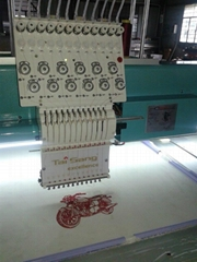 Tai sang embroidery machine Excellence model 1201