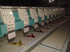 Tai Sang embroidery machine vista model 612