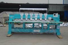 Tai Sang embroidery machine vista model 606