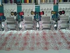 Tai Sang embroidery machine vista model 917