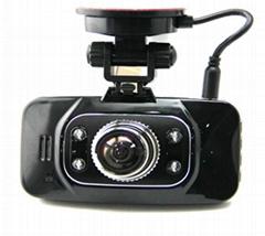 "2.7"" Car DVR 1080P with Night Vision GPS HDMI G-Sensor"