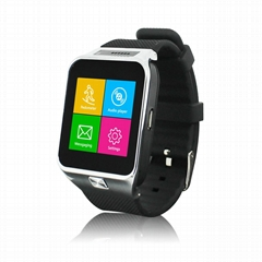 SIM Smart Watch S29 Bluetooth Wristwatch Android Smartwatch with Camera TF Card