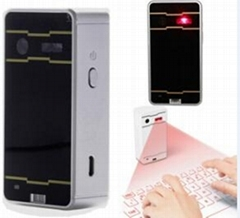 Wireless Virtual Laser Keyboard Via Bluetooth for Mobile Phone and Tablet etc