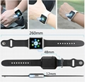 Bluetooth Smartwatch A1 Support SIM/TF Men Wristwatch Gt08 Dz09 3