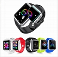 Bluetooth Smartwatch A1 Support SIM/TF Men Wristwatch Gt08 Dz09 1