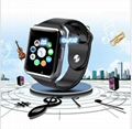 Bluetooth Smartwatch A1 Support SIM/TF Men Wristwatch Gt08 Dz09 2