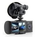 X3000/R300 Car Camera Dashcam DVR X3000 Dual Lens with GPS 2