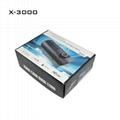 X3000/R300 Car Camera Dashcam DVR X3000 Dual Lens with GPS 3