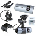 X3000/R300 Car Camera Dashcam DVR X3000 Dual Lens with GPS