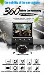 X360 Car DVR Dash Camera