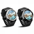 S99A Quad Core 3G Smart Watch GPS WiFi