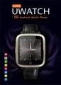New U11s Smart Watch 3G WCDMA SIM Heart Rate Monitor Smartwatch WiFi GPS Wearabl
