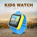 3G GPS Tracker Location Tracking GPS Watch for Kids Device
