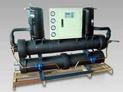 HBS水源熱泵機組