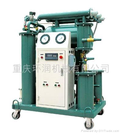 ZL系列變壓器油真空過濾機 1