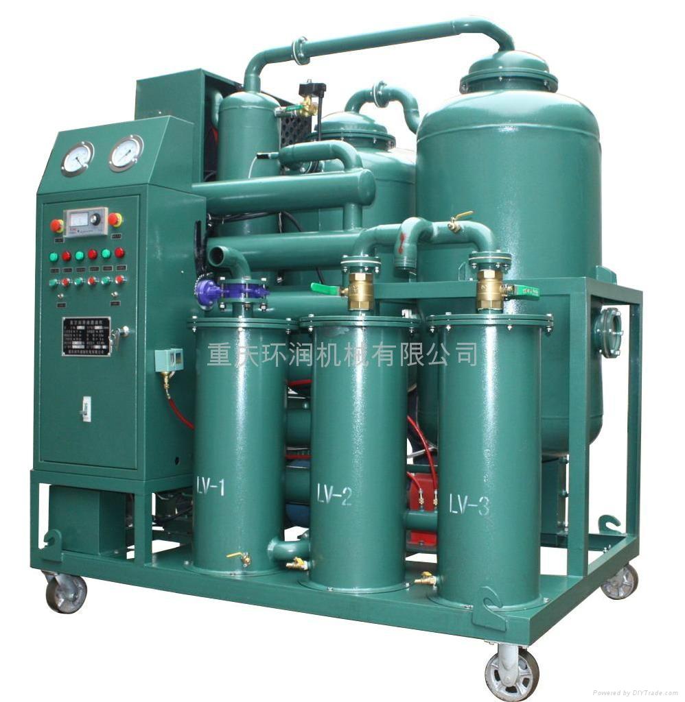TYA系列液壓油真空濾油機 1