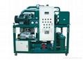 ZLA系列高效雙級真空濾油機