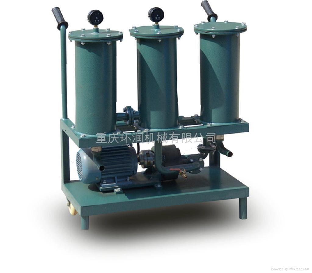 JL系列輕便式過濾加油機 1