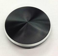厂家供应|CD纹旋钮/五金旋钮/CNC车削件