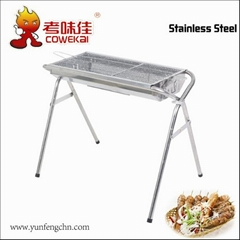 Kamado bbq grill with high quality stainless steel