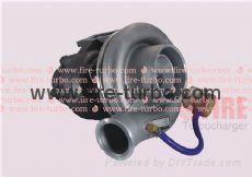 HX35W Komatsu S6D102E Engine Turbocharger