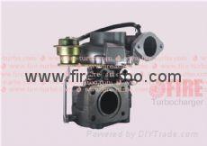 Toyota Turbocharger RHF5H
