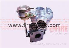 Fiat Turbocharger TF035