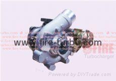 Opel TF035 99450704 Diesel Engine Turbocharger