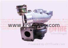 Fiat Turbo chargers Dies