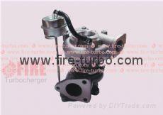 Toyota CT12B 17201-67010 High Quality Turbocharger