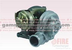 Nissan Terrano 724639-0002 Guangzhou Turbocharger