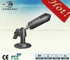 Color 700TV Lines Surveillance CCTV Video Camera Sony CCD Bullet Box Camera/Secu
