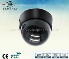 Dwdr 700tvl Low Lux Mini Dome Camera