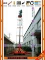 套缸式液压升降机,杭州套缸液压
