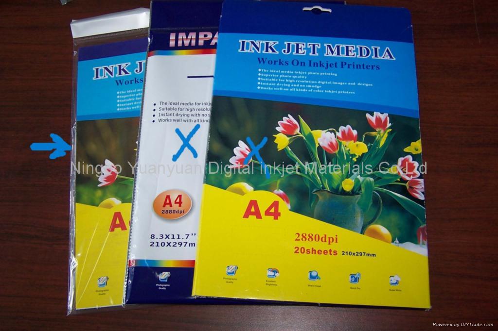 Ink Jet Matt Paper  1