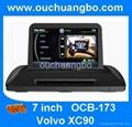 car DVD gps radio navi Volvo XC90 S100