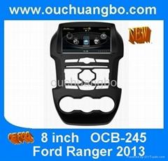 Car DVD GPS navi for Ford Ranger 2013-2014