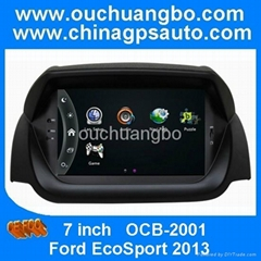 Car stereo auto navi monitor Ford EcoSport 2013