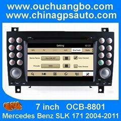 Car Navigation system in dash DVD Player for Mercedes Benz SLK 171 2004-2011