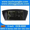 DVD gps stereo navigation radio for BMW