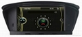 DVD gps stereo navigation radio for BMW  E60 E61 E63 E64 3