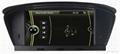DVD gps stereo navigation radio for BMW  E60 E61 E63 E64 6