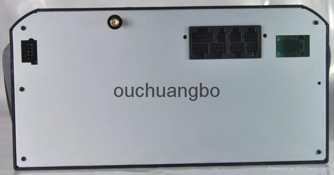 DVD gps stereo navigation radio for BMW  E60 E61 E63 E64 7