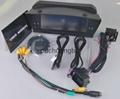 DVD gps stereo navigation radio for BMW  E60 E61 E63 E64 10