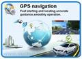 DVD gps stereo navigation radio for BMW  E60 E61 E63 E64 12