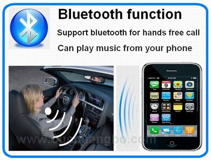 DVD gps stereo navigation radio for BMW  E60 E61 E63 E64 14