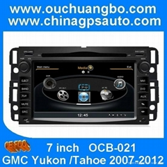 Car gps navigator radio GMC Yukon Tahoe 2007-2012 S100 platform